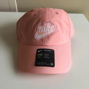 Nike Bleached Coral Baseball Cap